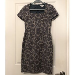 NWOT Banana Republic Lace Midi Dress - Size 4